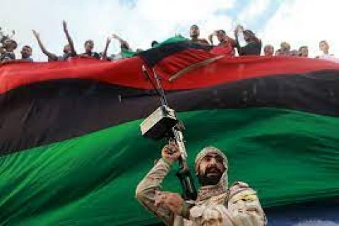 Civi war in libya