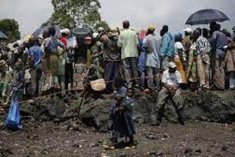 Voilence in democratic republic of congo