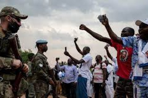 Voilence in the central african republic